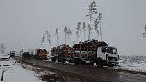 Дороги Минской области перед испытанием зимой