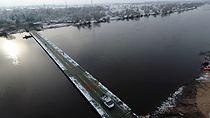 Мост через Припять: тест на слаженность действий