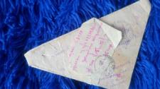 Письмо с фронта дошло до потомков погибшего героя через 75 лет
