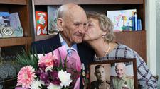 Здесь живет герой: столетний ветеран Иван Курындин прошел войну и встретил победный май в Берлине
