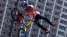 Олимпийский BMX-фристайл дебютировал на Олимпиаде