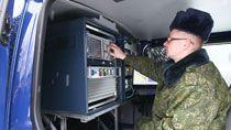 """""""Служба мешания и защиты"""" Вооруженных Сил отметила 76-летие"""