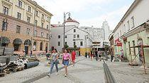 Будущее пешеходных зон Минска