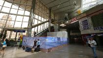 Минский железнодорожный вокзал готовится принять гостей Евроигр-2019