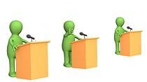 Дебаты получились зачетные