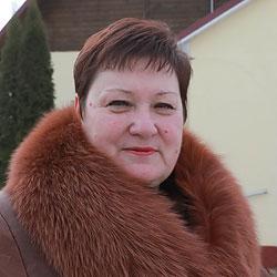 Валентина Лапотентова