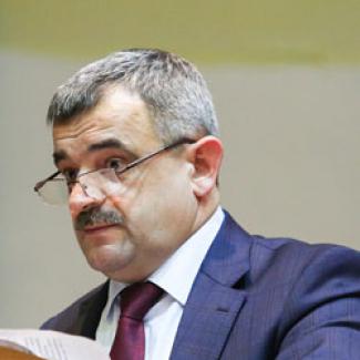 Валерий Ребковец