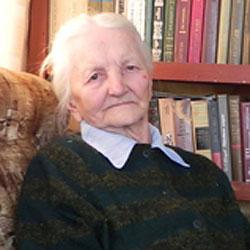 Надежда Ковалец
