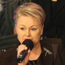 Галина Мельникова