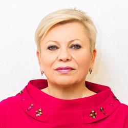Людмила Шимбалева