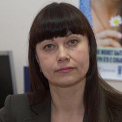 Лариса Истомова