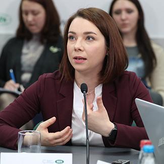 Дарья Чумакова
