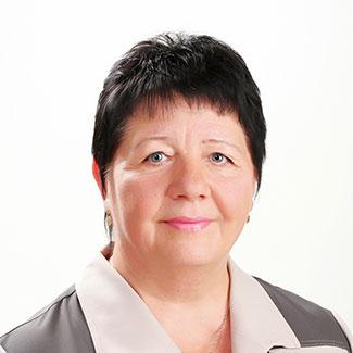 Надежда Горбачева