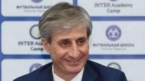 """Футбольная академия """"Интера"""" будет способствовать развитию белорусских игроков"""
