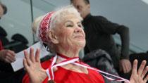 Минчанка в 85 лет побеждает в марафонах и собирается на шоу к Галкину