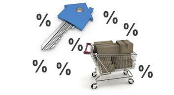 Как менялись ставки по кредитам для физических лиц