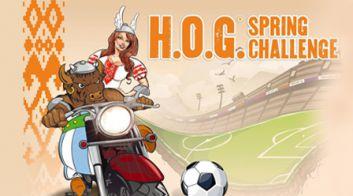 Открытие мотосезона H.O.G. Spring Challenge 2018