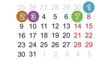 График работы больниц и поликлиник на июльские выходные