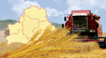 Земледельцы Беларуси завершают жатву