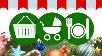 Торговля в Минске в праздничные дни