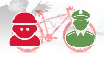 Кражи велосипедов