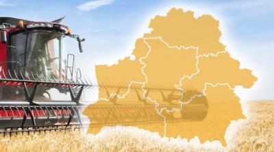 Ход уборки зерновых