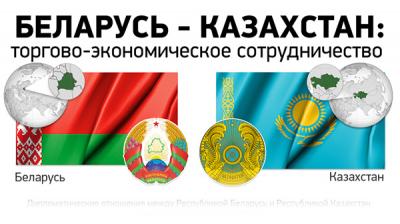 Беларусь - Казахстан: торгово-экономическое сотрудничество