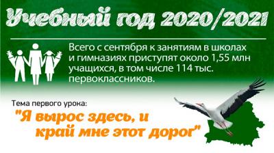 Учебный год 2020/2021