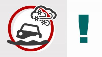 Рекомендации от МЧС, как вести себя в снегопад и метель