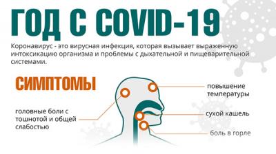 Год с COVID-19