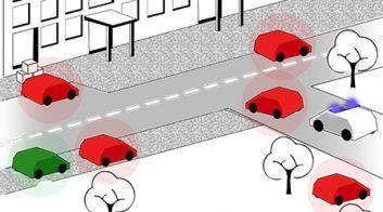 Правила парковки автомобиля во дворе