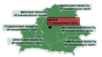 Выборы 2016: зарегистрированы 304 инициативные группы