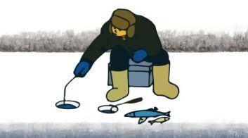 Инструкция-напоминание для любителей подледной рыбалки