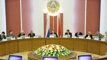 Макей встретился с молодыми дипломатами и ветеранами дипломатической службы Беларуси и России