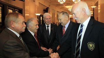 25-летний юбилей отпраздновал НОК Беларуси