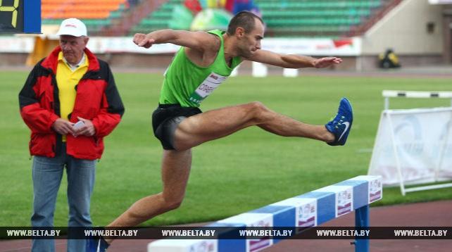 Чемпионат Беларуси по легкой атлетике проходит в Гродно