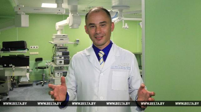 Белорусские хирурги удалили гигантскую опухоль у молодого мужчины
