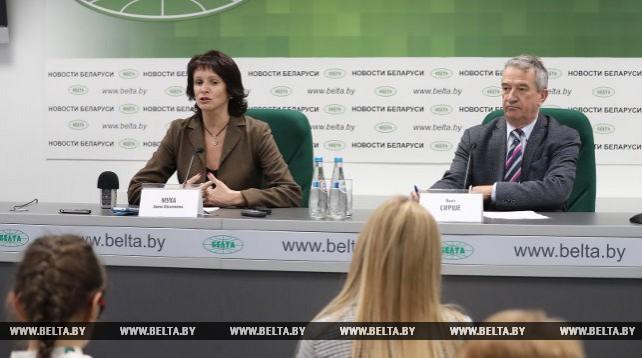 """Пресс-конференция """"Брендинг дестинаций: инновационные идеи для привлечения туристов"""" прошла в пресс-центре БЕЛТА"""