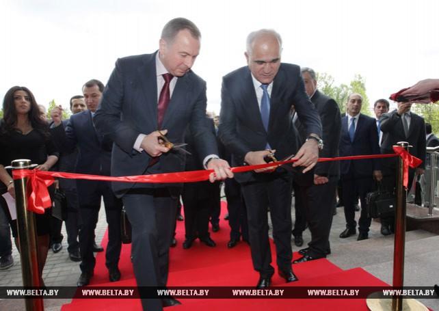 Торговый дом Азербайджана открылся в Минске