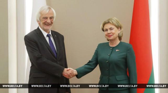 Щеткина встретилась с вице-спикером Сейма Польши