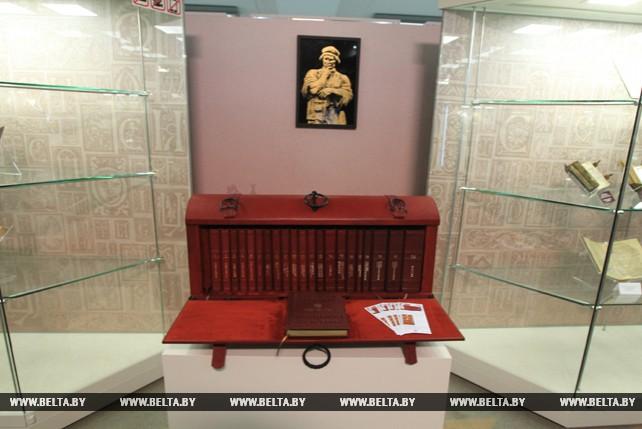 Библия Гутенберга и оригинальные издания Скорины представлены на международной выставке в Минске