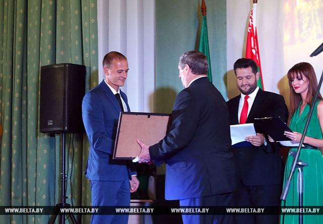 Лучших работников лесной отрасли поздравили на торжественном собрании в Минске