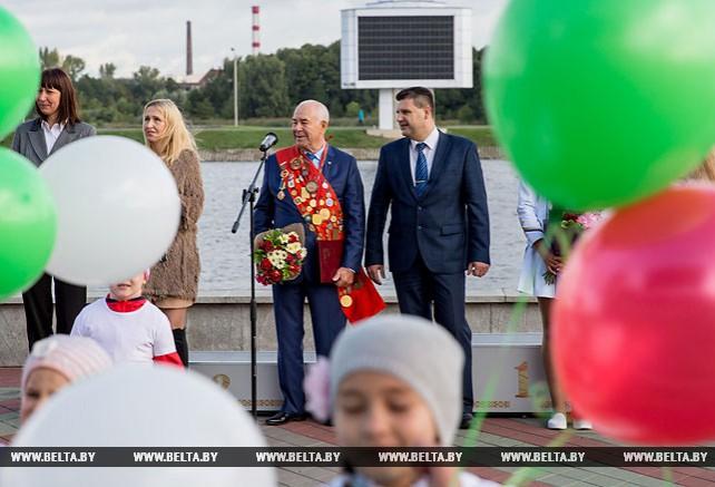 В Бресте открылись соревнования по гребле на байдарках и каноэ на призы Сергея Макаренко