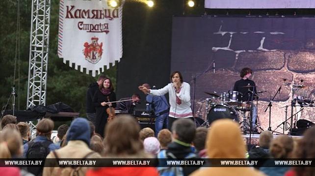 """Фестиваль """"Камяніца"""" прошел в Музее народной архитектуры и быта"""