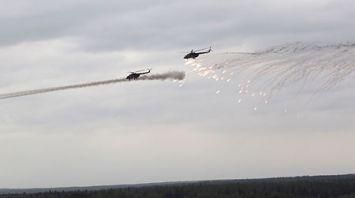 Взаимодействие в обороне и контратаке отработали белорусские и российские военные на Осиповичском полигоне