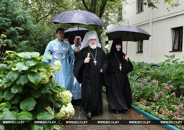 25-летие со дня возрождения отметил гродненский Свято-Рождество-Богородицкий женский монастырь