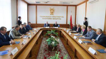 Генпрокуратура и ФПБ подписали соглашение о взаимодействии