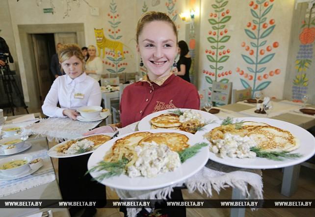 Лучшие блюда недель белорусской кухни презентовали в Минске