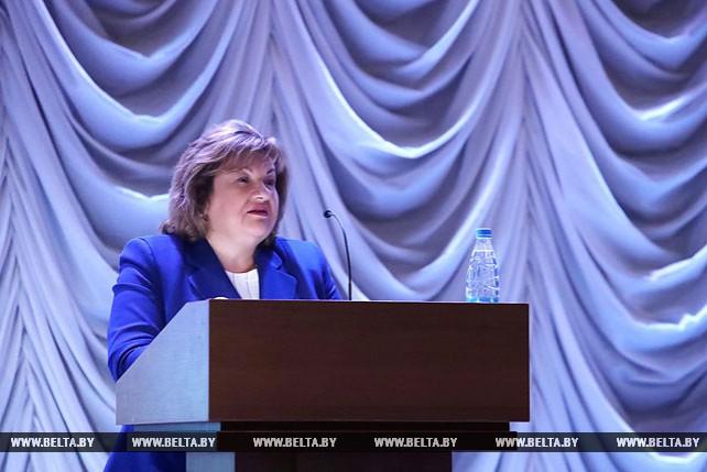 Ананич приняла участие в дне информирования для сотрудников Минобороны