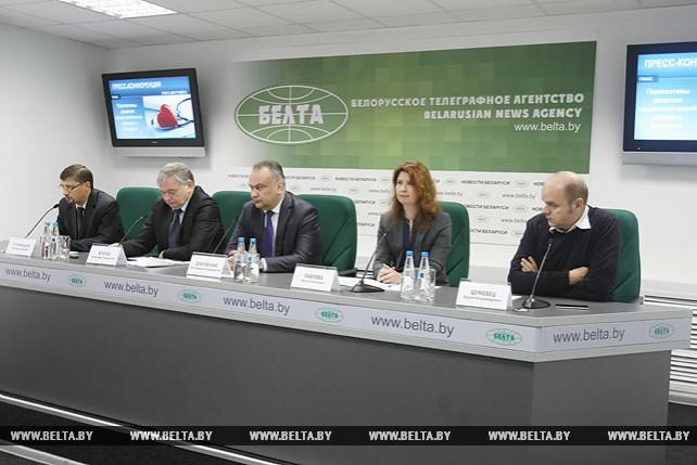 Пресс-конференция о перспективах развития кардиологической помощи в Беларуси прошла в БЕЛТА
